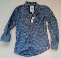 Koszula jeans gwiazdki Soulcal nowa
