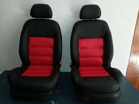 Golf 4 Seats, New Upholstery