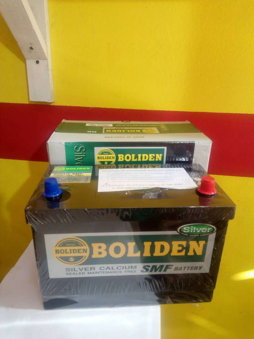 boliden battery/free quick delivery 0