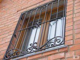 Решетки на окна, козырьки и навесы, ворота и калитки, и многое другое!
