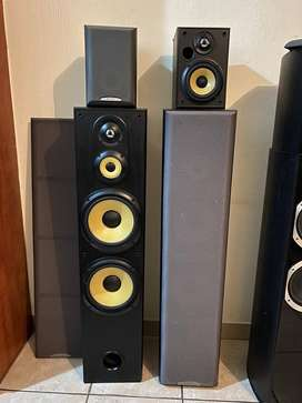 Sony system speakers