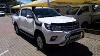 Image of 2016 Toyota Hilux 2.8GD-6 4x4 raider double cab
