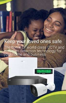 Professional Wired & Wireless Security