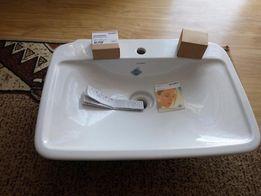 Sprzedam Nową umywalkę Duravit PuraVida 70x50 cm WonderGlis 270170