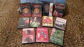 Manchester United dvds for sale