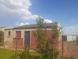 House for sell in Phola Park