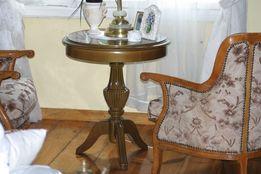Stolik kawowy dębowy lub bukowy