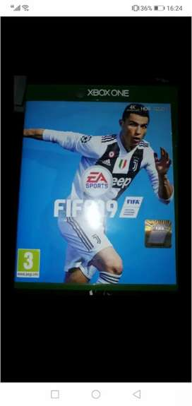 Fifa 19 for sale. Bought last year December so less than a year old
