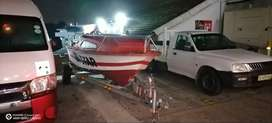 60hp boat for sale