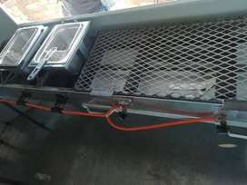 Insulated Food Trailers 3.6 Length...Brand New+Fully Equipped!