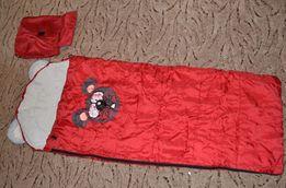 Продам спальный мешок детский