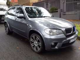 2012 BMW  X5 Automatic leather seat