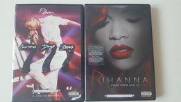 Rihanna płyty DVD