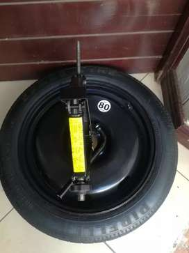 Mini Countryman F60 2018/2020 18 inch Space  Spare Wheel