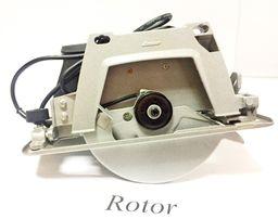 Пила дисковая циркулярная EUROCRAFT CS 221 2700 Вт переворотная