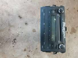 Toyota professional radio is for sale