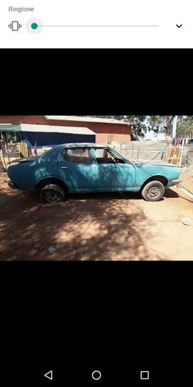 Datsun stripping for spares