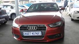Pre -Owned AUDI A4 1.8T  MANUAL