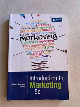 INTRODUCTION TO MARKETING FIFTH EDITION