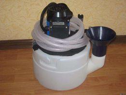 Промывка (чистка) теплообменников газовых котлов и колонок.