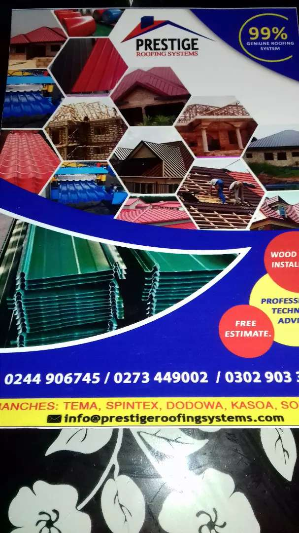 Roofing Sheet Company 0