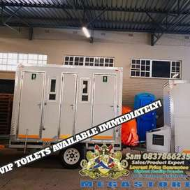 Immediately Available Vip Toilets Frame Tents Field Hospital Tents