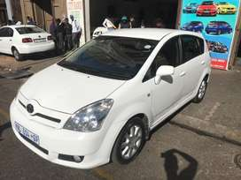 Toyota verso 2007 for sale