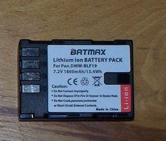 Аккумулятор Panasonic DMW-BLF19 Lumix DMC-GH3 DMC-GH4 DMC-GH5