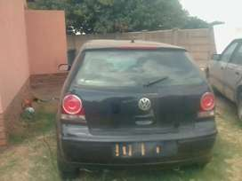 Polo 2009 stripping for spares.prices negotiable