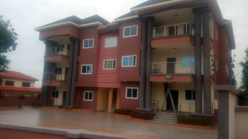 NEW EX.3 BEDROOM APARTMENT TO LET AT CANTONMENT 0