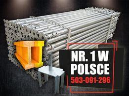 Dźwigar H20 Szalunki stropowe Stemple budowlane metalowe NAJTANIEJ