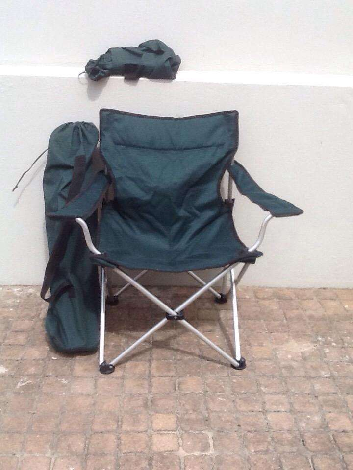 Fold-up Camping Chair 0