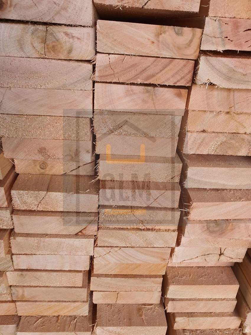 A Grade - Saligna and Pine Wood - WOS and Kiln Avaliable 0
