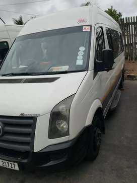Am selling vw crafter good condition no problem