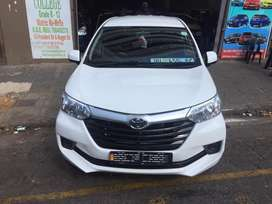 Toyota Avanza 2017 for sale