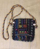 Этническая ретро сумка бохо