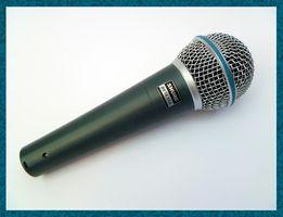 Микрофон SHURE BETA 58A (Новый! Мексика, гарантия) Вся Украина