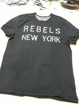 'Rebels New York' T-Shirt