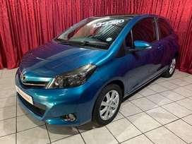 2012 Toyota Yaris 1.3 XR 3 Door