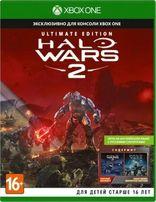 Игра Halo Wars 2 Ultimate Edition (Xbox ONE) Новый диск 2800р