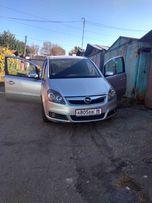 Opel zafira B Растаможена