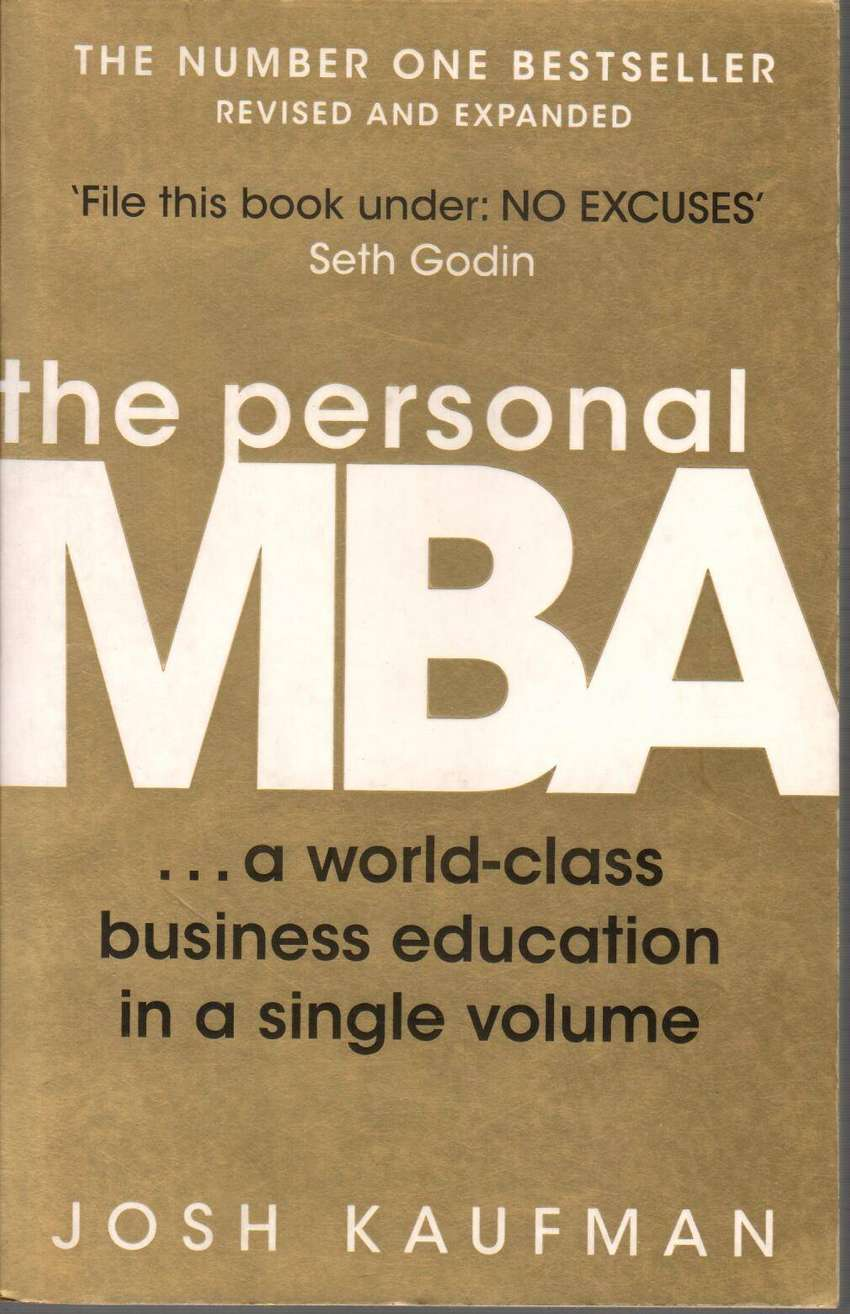The Personal Mba 0