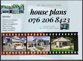 House plans for Sale ( let's design yours )