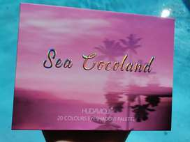Sea cocoland eyeshadow palette