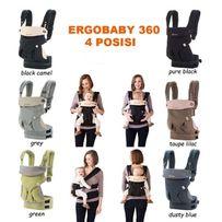 SALE! Ерго рюкзак ERGO BABY 360 переноска 4в1 від 0 до 3 р+ПОДАРУНОК