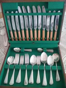 Sheffield Stainless Steel Cutlery Set