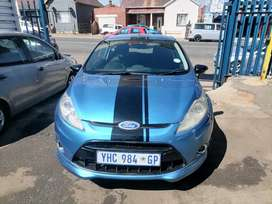 2010 Ford Fiesta 1.4 Coupon
