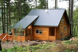 Nutec and Log houses for sale