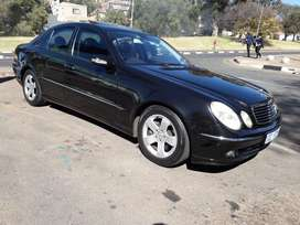 2003 Model Mercedes Benz E350  Automatic