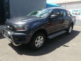 2018 Ford Ranger 2.2 Double cab
